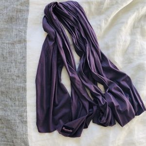 NWOT Haystacks for Nordstrom Lavender Summer Scarf